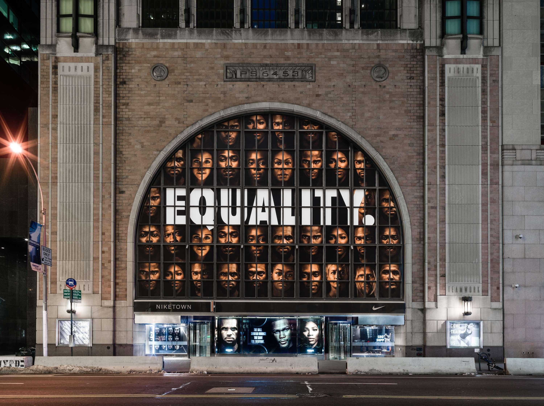 507427e5b Nike Equality Campaign | The Dots