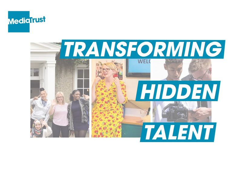 Transforming Hidden Talent 2017 - 2019