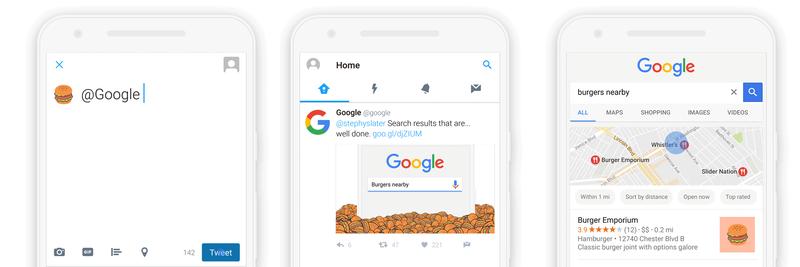 Say Hello to the Google Social Search Emoji Bot