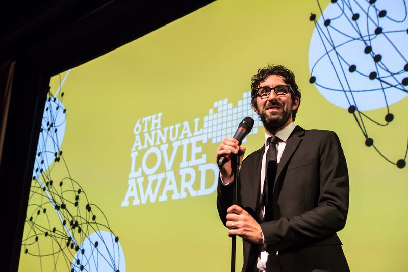 Comedian Mark Watson Confirmed as Host of the 8th Annual Lovie Awards