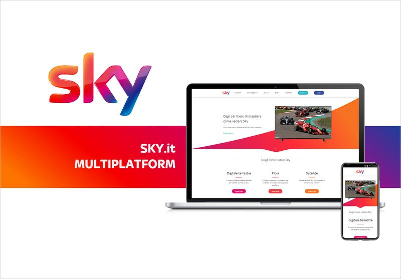 SKY.it MULTIPLATFORM - Digital Project Management