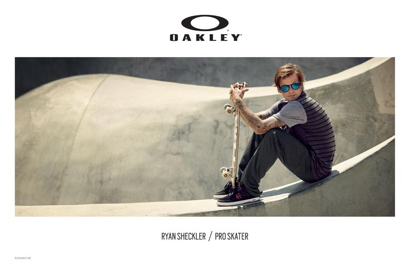Oakley - Ryan Sheckler