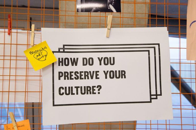 WHERE DOES CULTURE HAPPEN? (Tate Modern)