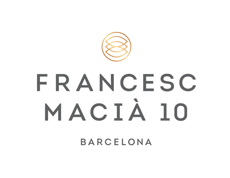 Francesc Macia 10 brand identity