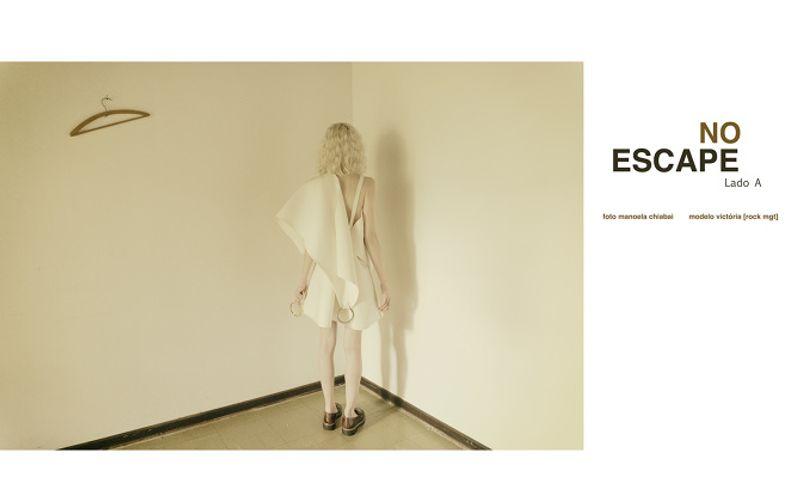 NO ESCAPE Side A - Catarina Magazine