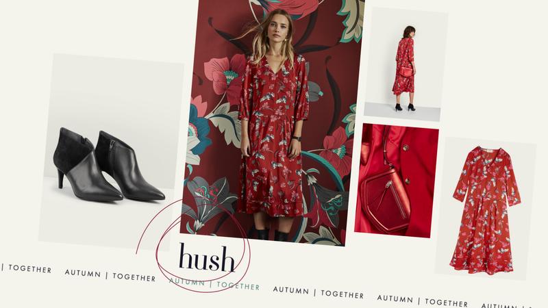HUSH - AW. Social Campaigns (UK)