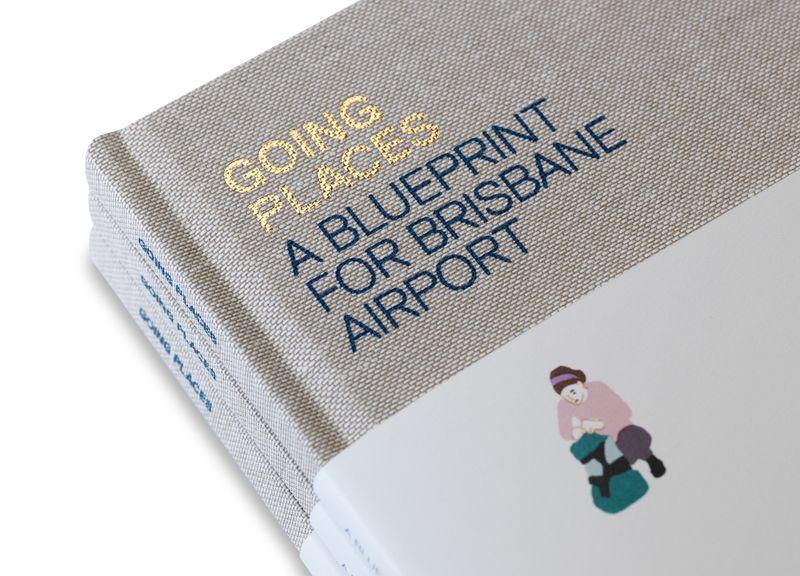 Brisbane Airport brand identity