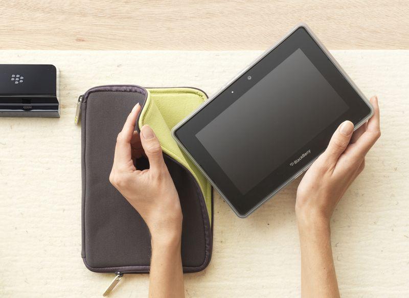Blackberry Playbook x Monocle