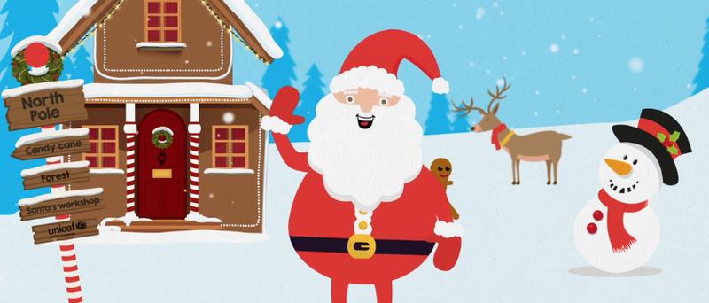 Unicef UK - Santa's Little Helpers