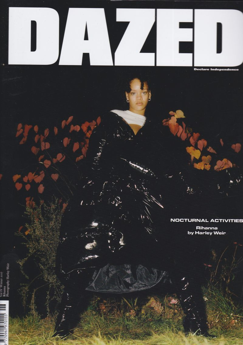 DAZED / WINTER 17 - THE LAST RESORT