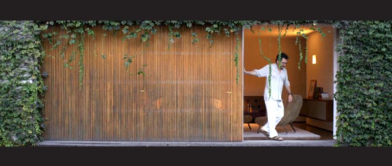 Two short films on the architect Marcio Kogan