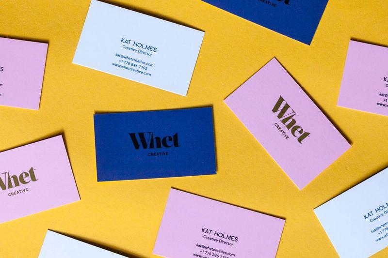 Whet Creative Branding