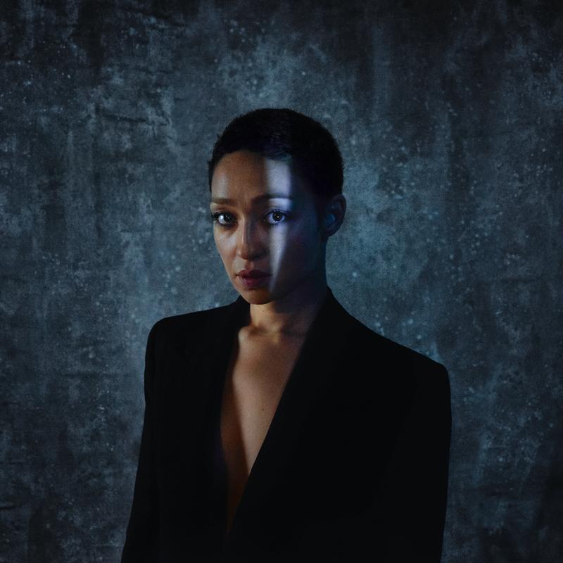 Key Art for 'Hamlet' at The Gate Theatre ft Ruth Negga, 2018