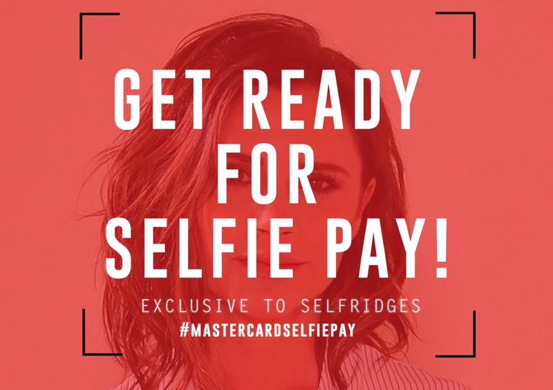 MasterCard X Selfridges: Self Pay Campaign