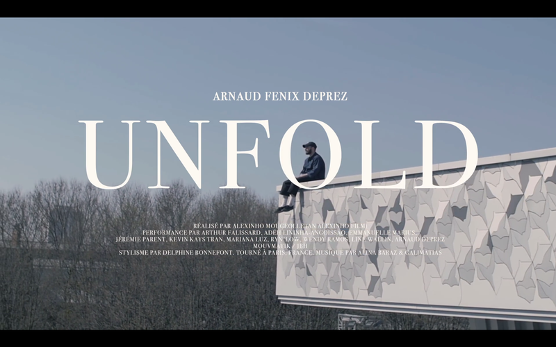 Unfold - Alina Baraz I Choreographic Project I 4K HD