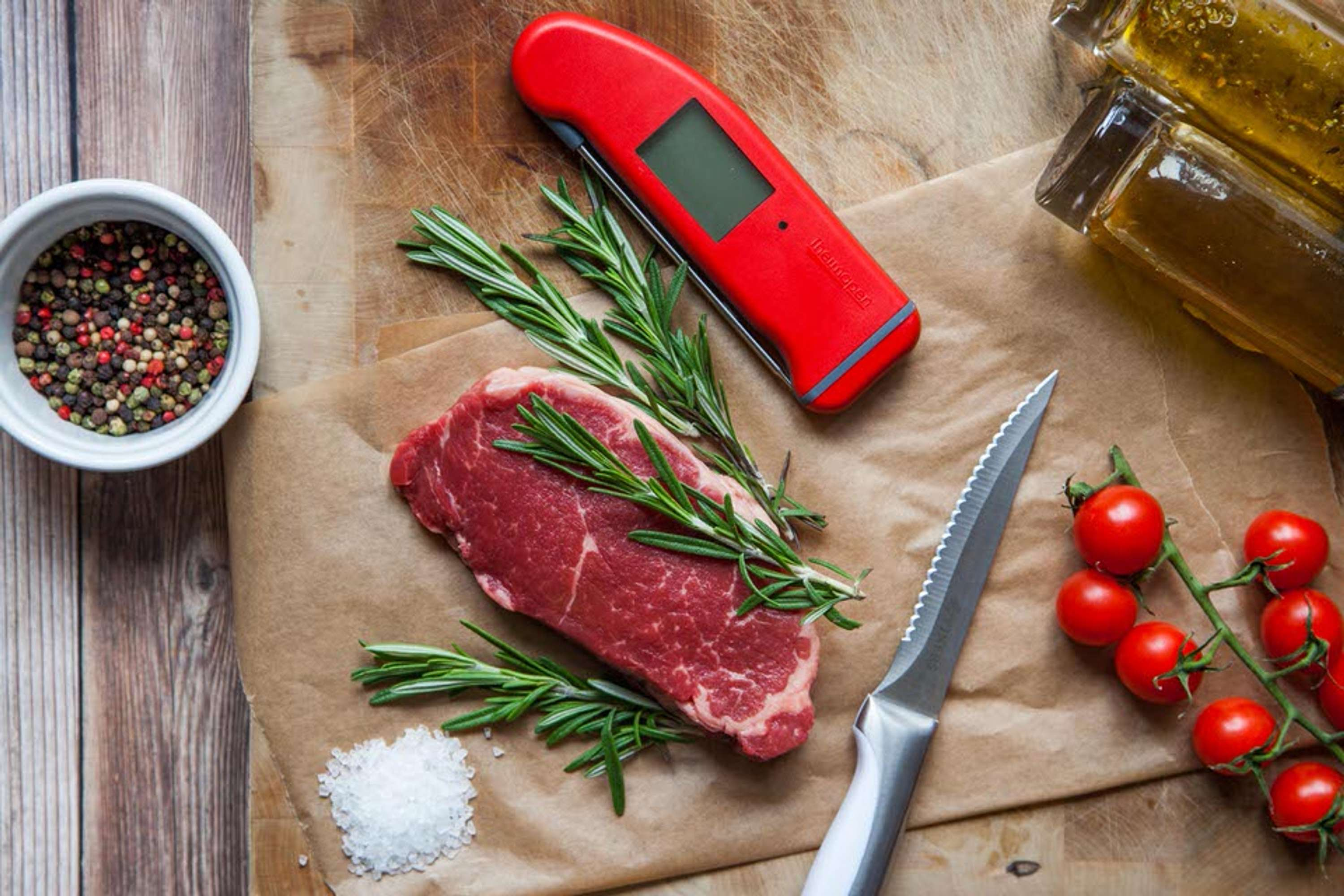 Is it Cooked? A Steak Masterclass | The Dots