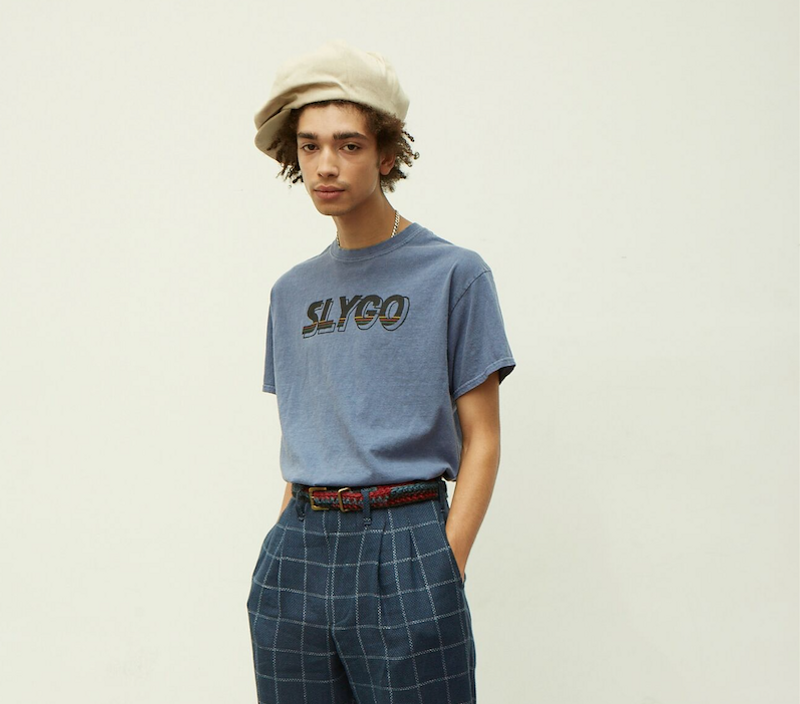 S/S 19 Menswear Collection 'SLYGO'