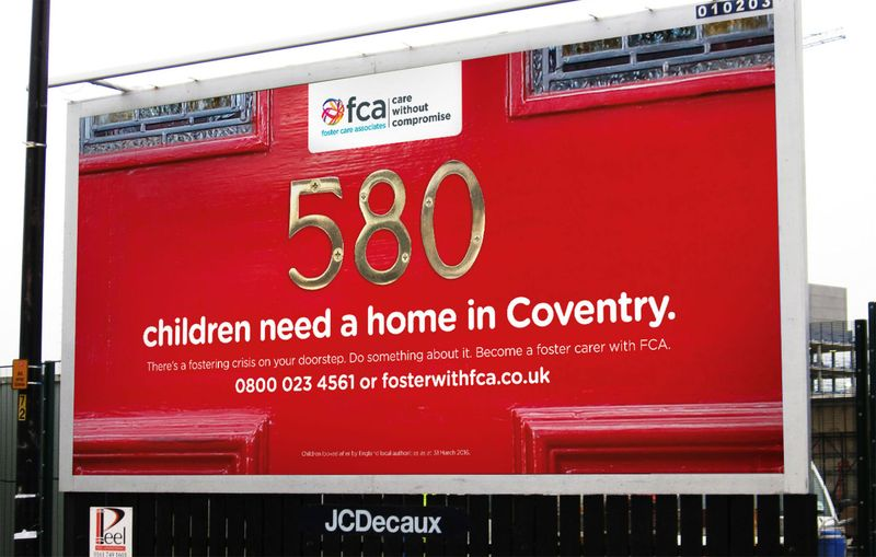 Foster Care Associates. The crisis on your doorstep