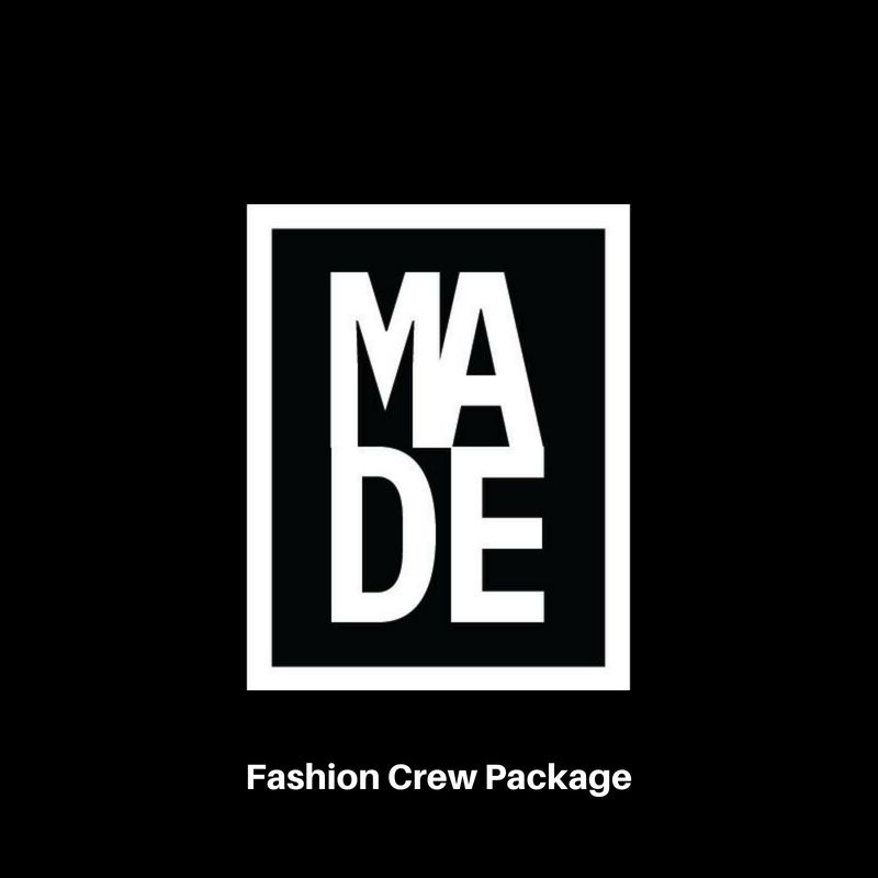 Design: Fashion @ MADE Crew Package