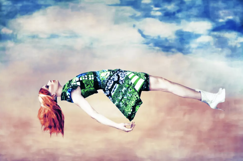 Interview With Photographer Erik Madigan Heck: A Surreal Take On Mary Katrantzou