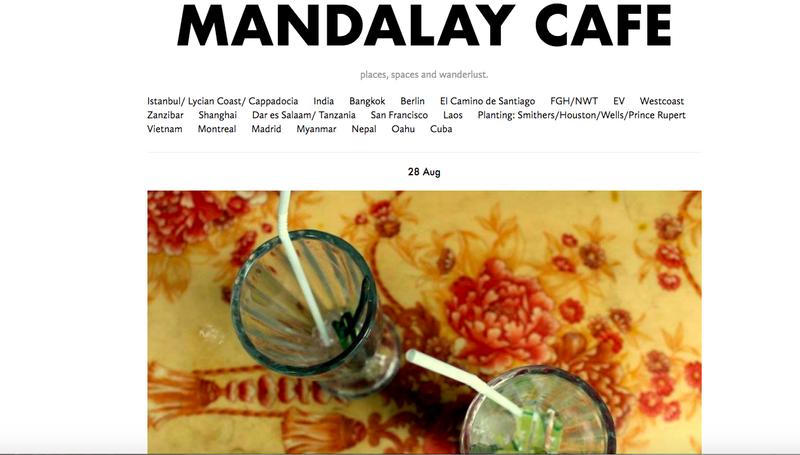 Mandalay Cafe