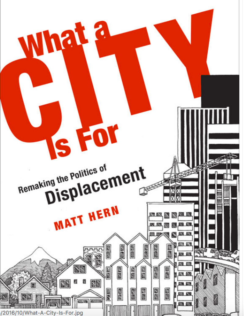 """""""What a City is For"""", Oct, 2016, Beatroute Magazine"""