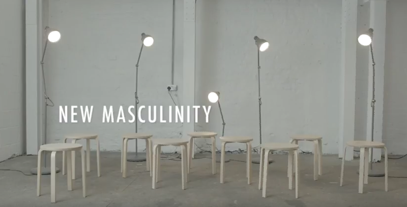 New Masculinity : The Future Laboratory x Iggy LDN