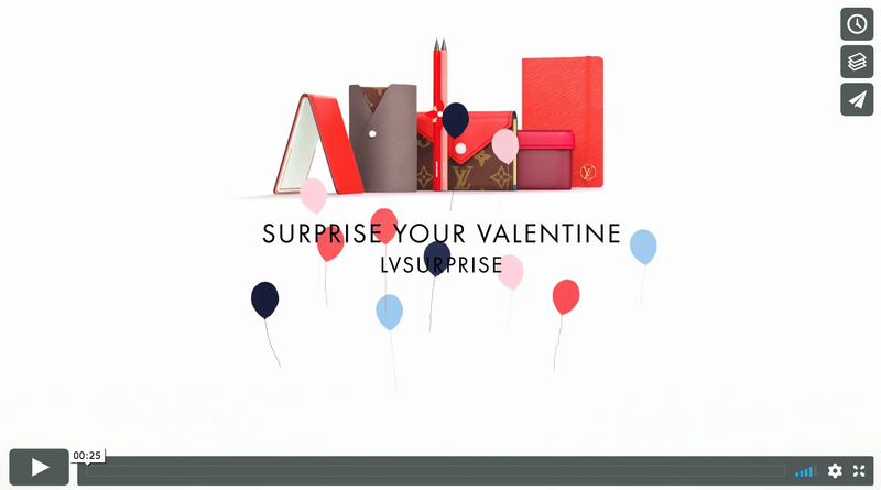 Louis Vuitton - Valentine's Day