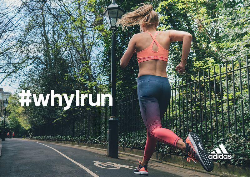 Adidas #WhyIRun