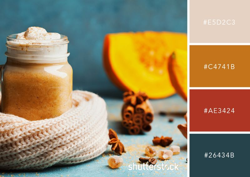 20 Free Seasonal Color Palettes for Your Next Holiday-Themed Project