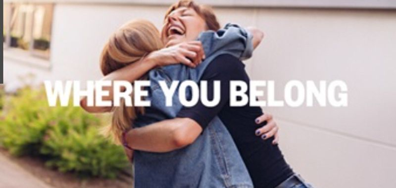 Where you Belong - UEL Clearing 2018 campaign
