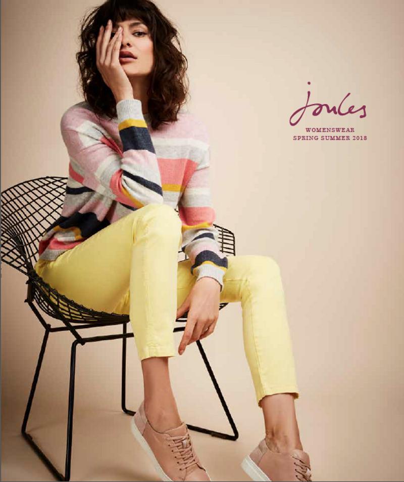 Joules Spring 17 Lookbook