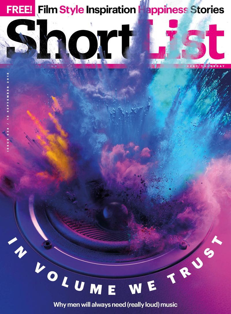 Shortlist Issue 538 - Cover