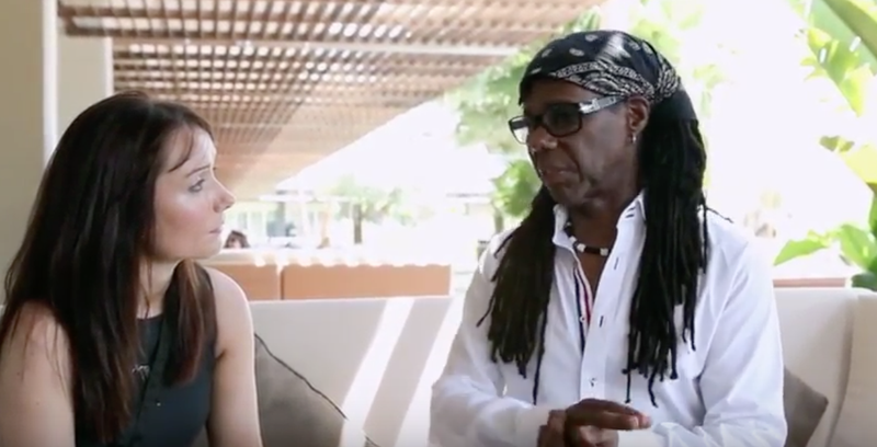 Interview with Nile Rodgers - Chic