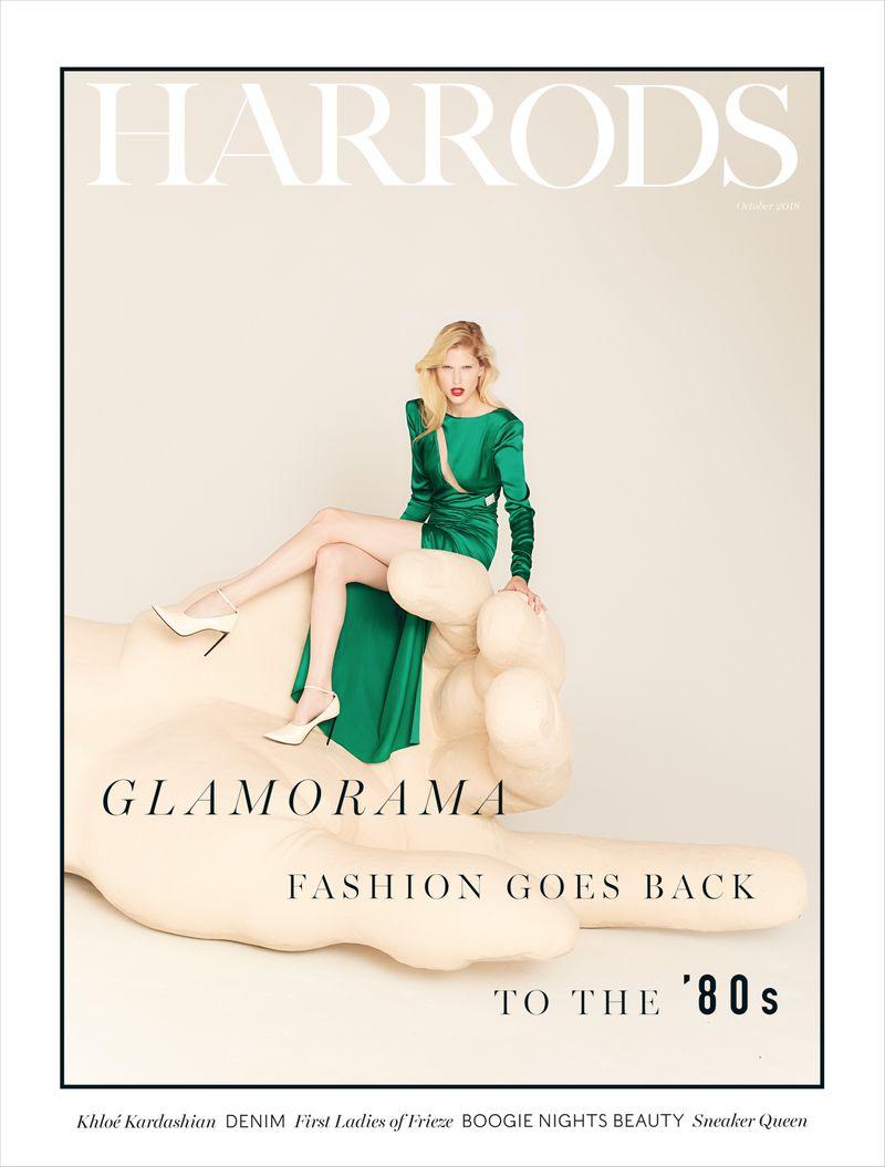 Harrods Magazine (October 2018)
