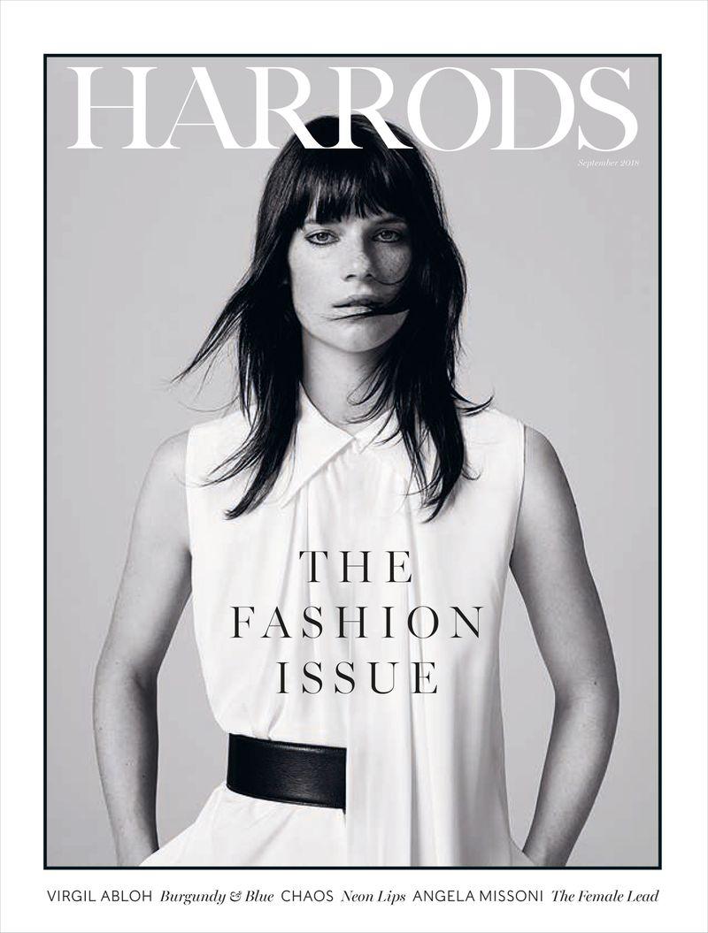 Harrods Magazine (September 2018)