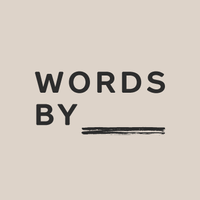 Words By logo