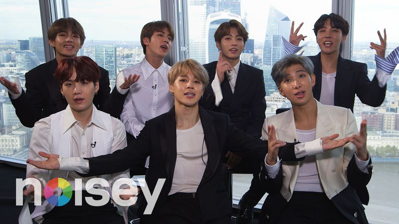 BTS on Having No Friends, Drake and Pokemon - Noisey Questionnaire of Life