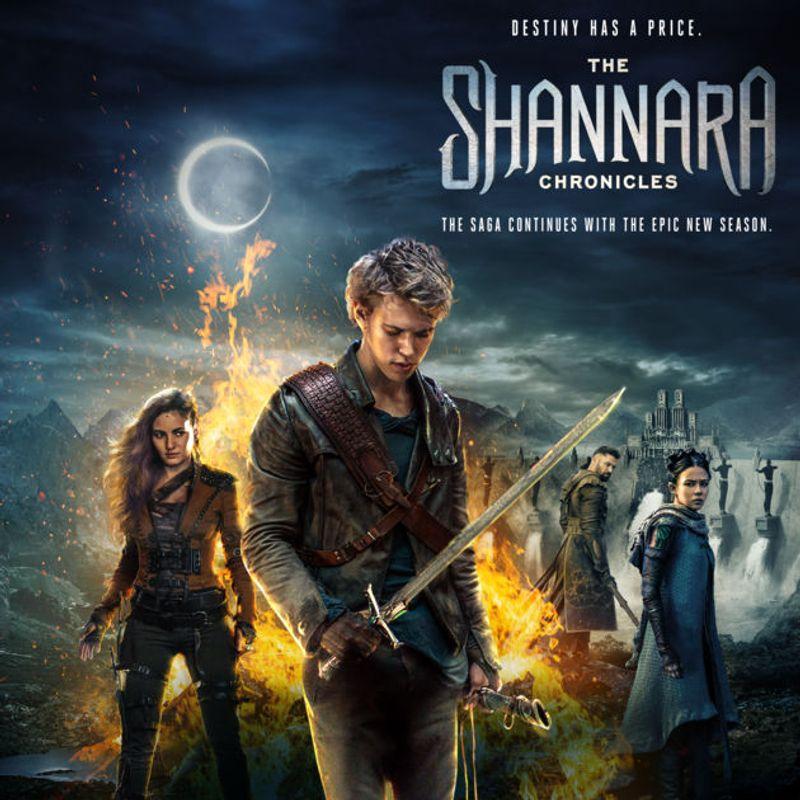 The Shannara Chronicles (netflix)