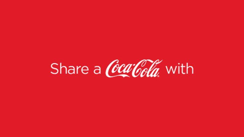 Coke Summer Campaign 2013