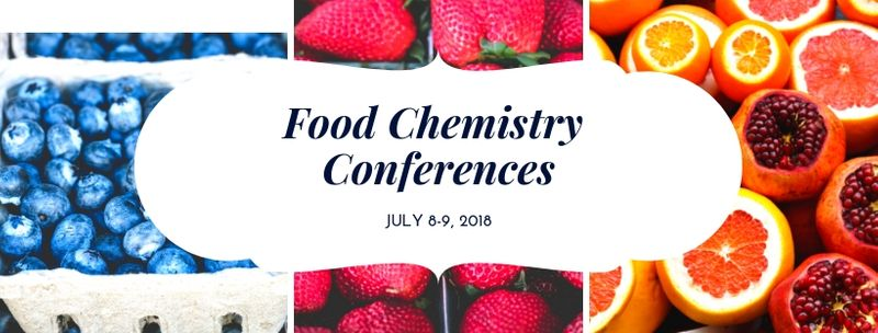Share your views by attending Food Chemistry Conferences