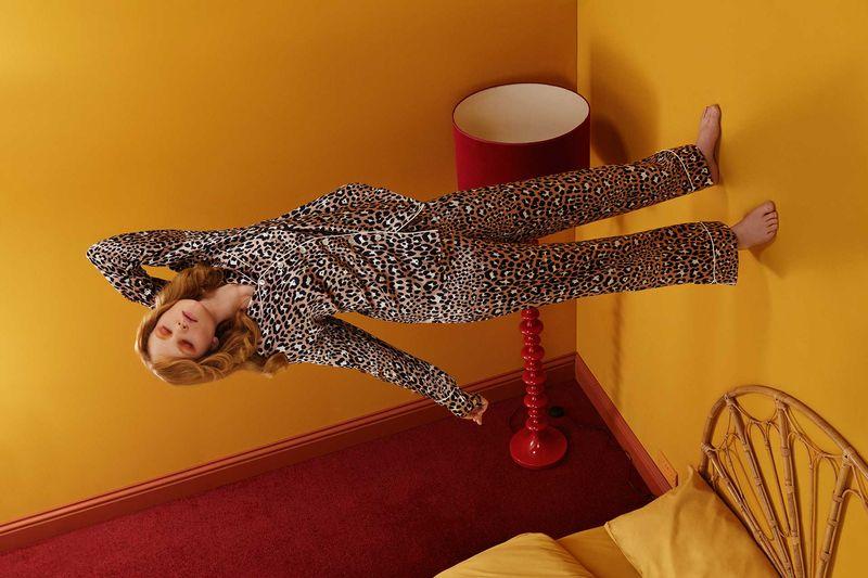 Sleep Walking for Vogue Italia