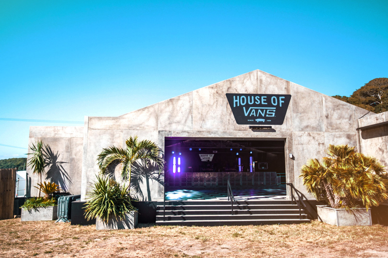 HOUSE OF VANS POPS UP AT BESTIVAL 2018