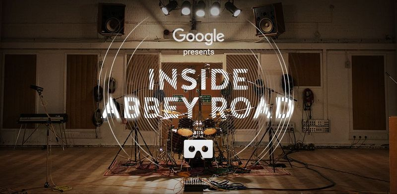 Inside Abbey Road - VR / Google Cardboard