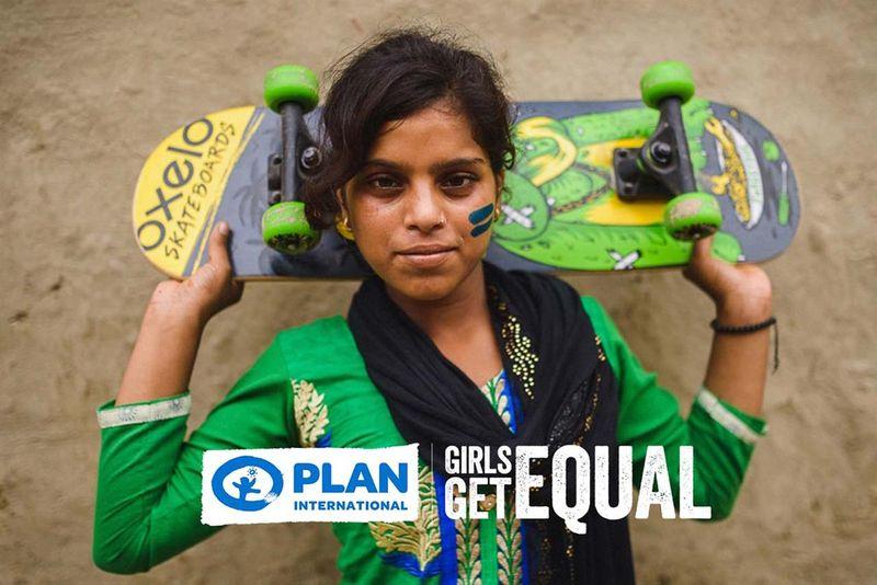 Plan International - Girls Get Equal