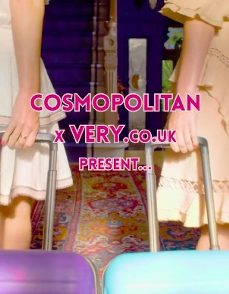 COSMO X VERY X TWINS THAT TRAVEL (VIDEO)
