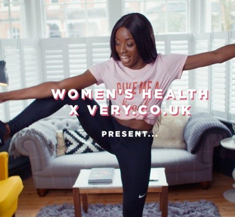 WOMEN'S HEALTH X VERY X AJ ODUDU (VIDEO)