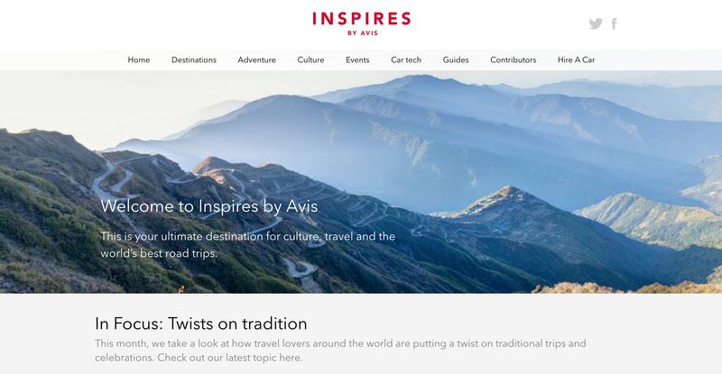 Inspires by Avis