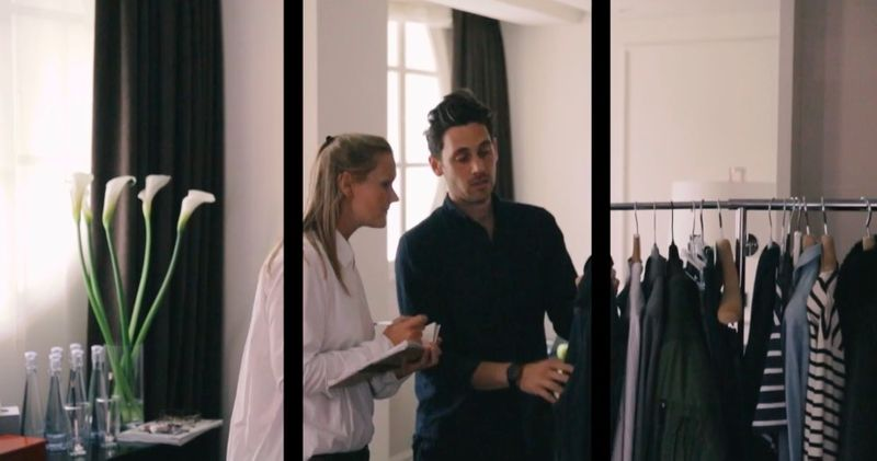 ESQUIRE X DAVID CLULOW (VIDEO)
