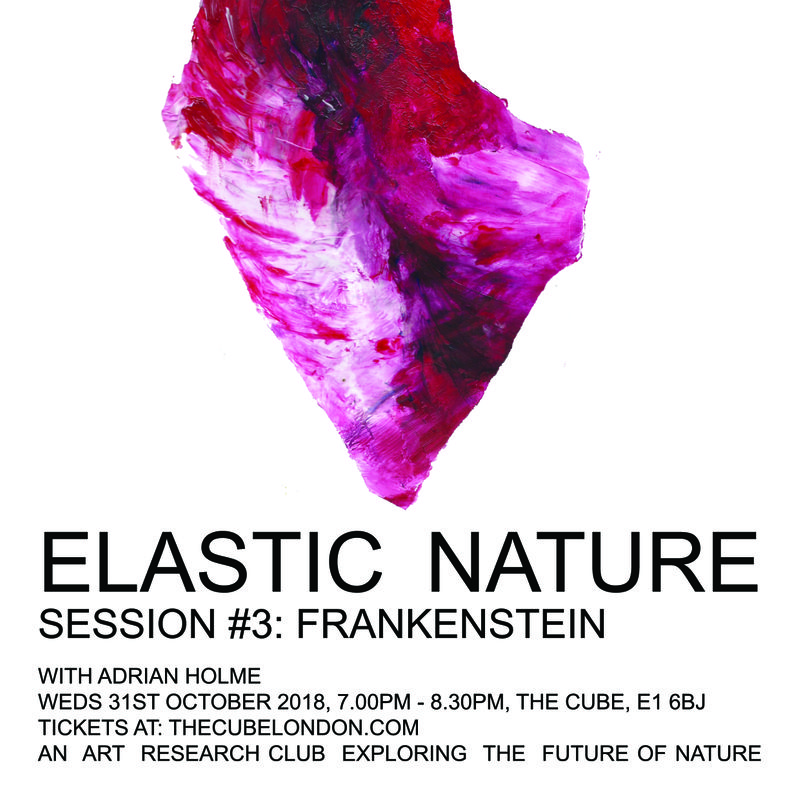 Elastic Nature #3 Frankenstein